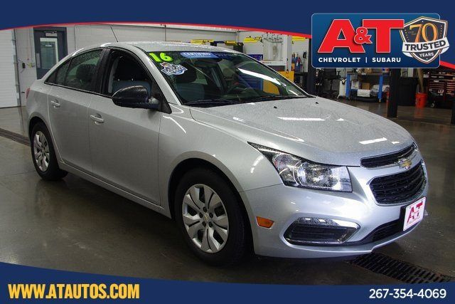 Used Chevrolet Cruze Limited For Sale In Sellersville Pa