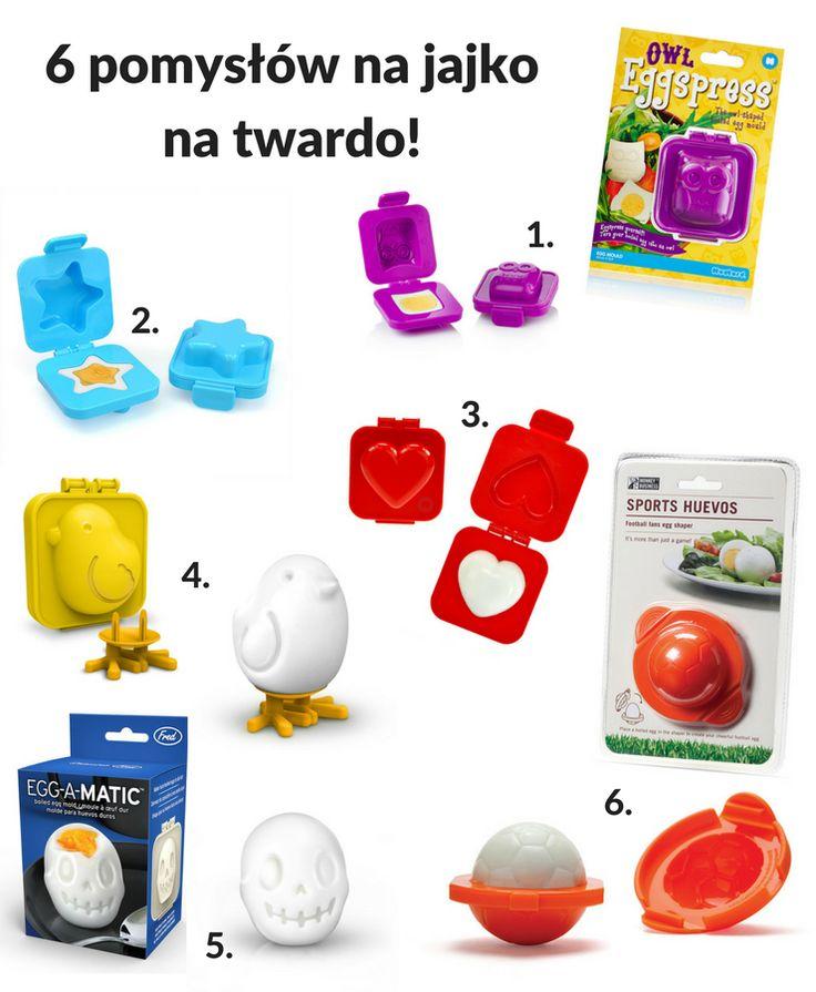6 sposobów na jajko na twardo!