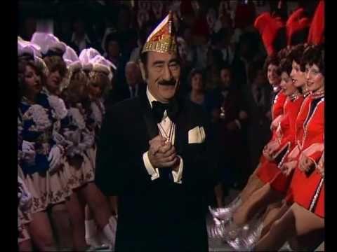 Jupp Schmitz - Am Aschermittwoch ist alles vorbei 1978 - YouTube