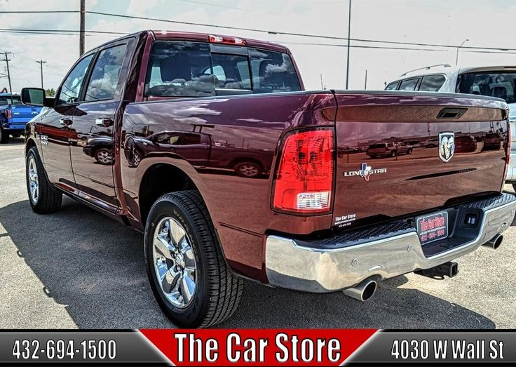 #PreOwned 2017 #Ram 1500 SLT #TheCarStore #Midland #Texas #AutoSales #Dealership #Used #Truck