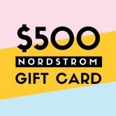 $500 Nordstrom Gift Card Giveaway  Open to: United States Canada Other Location Ending on: 08/09/2016