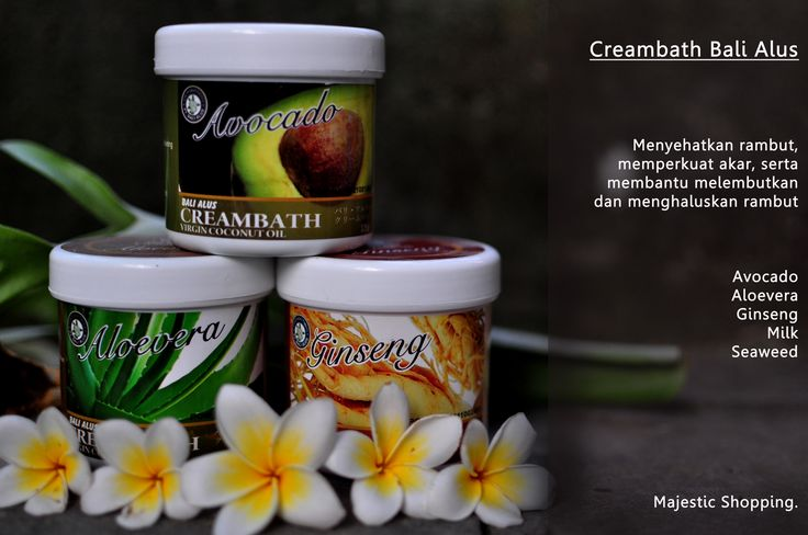 Creambath Bali Alus Via Majestic Shopping. Click on the image to see more!