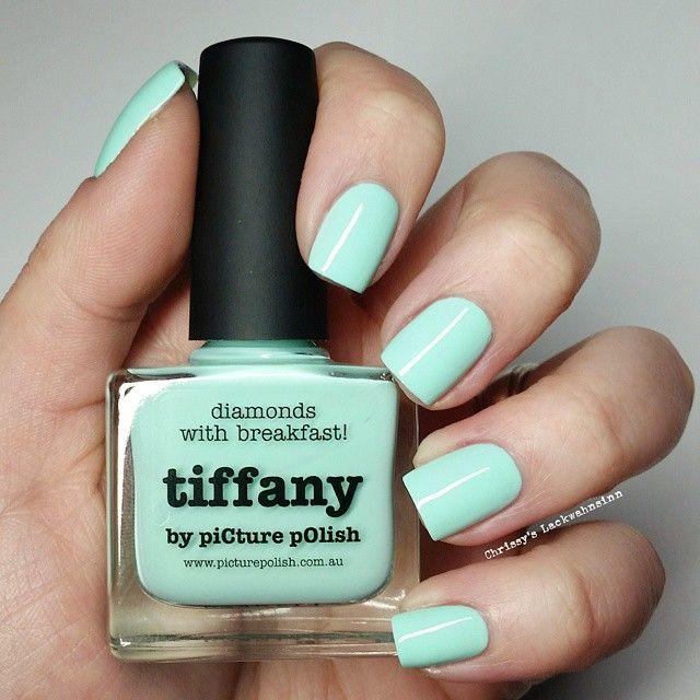 Tiffany Blue Nail Art: 25+ Best Ideas About Tiffany Blue Nails On Pinterest