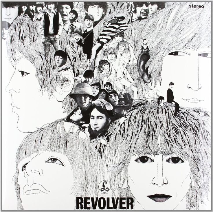 Amazon.com: The Beatles: Revolver: Music