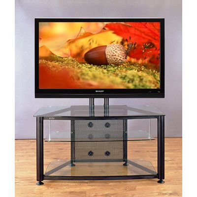 flat screen tv stands for sale from sauder and lark manor spend much less