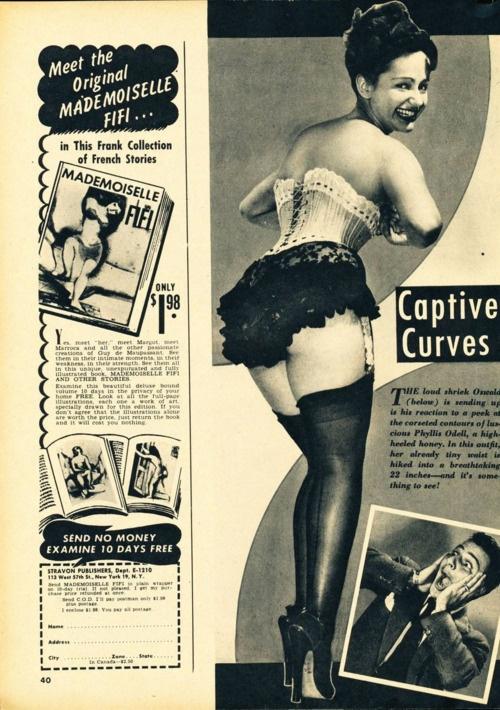 97 best images about Vintage Ads on Pinterest | Vintage lingerie ...