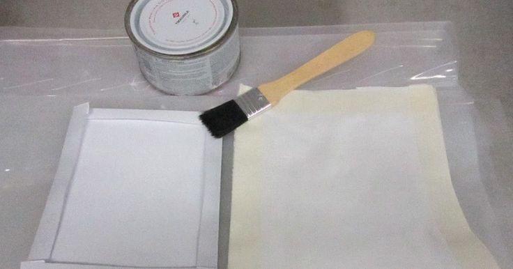 Ihastun täysin tähän tekniikkaan! Tämä on vieläpä tekniikka, jota voi myös käyttää kotioloissa. Kuvan siirtoon tarvitaan mustavalkokopio val...
