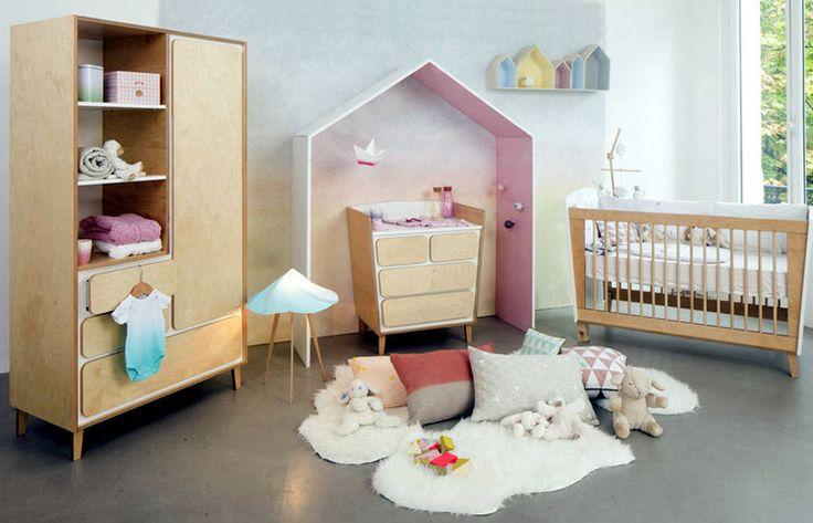 67 best Chambre bébé scandinave images on Pinterest   Scandinavian ...