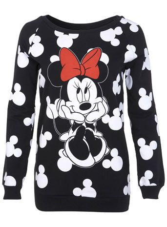 Minnie Mouse Sweat - Tops  - Apparel