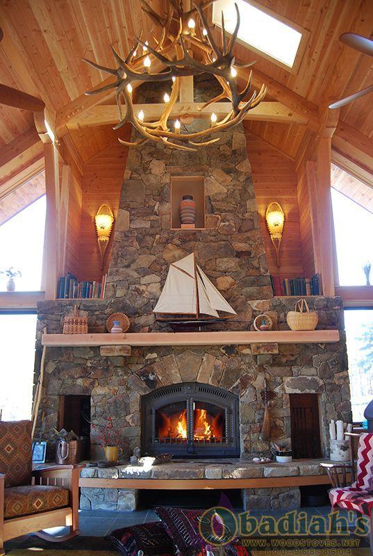 Best 25+ Wood burning fireplaces ideas on Pinterest ...