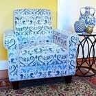 Stenciled Chair Diy