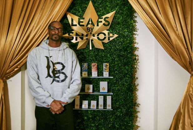 Snoop Dogg Has Launched New Brand - Leafs by Snoop