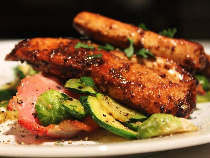 Balsamic Mustard Chicken