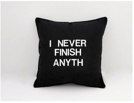 DIY Funny Pillow