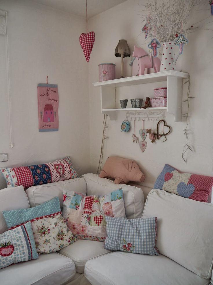 lila lavendel decore pinterest shabby cath kidston. Black Bedroom Furniture Sets. Home Design Ideas