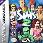 Gameboy Advance Game GBA SP DS Dsi SIMS 2 12 Episodes & 7 Mini-Games Super Fun
