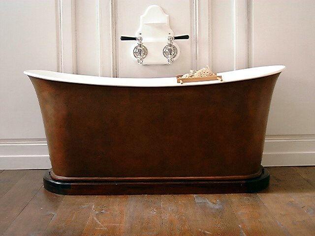 Nádherná luxusní vana Volevatch. Kompletní nabídku sanitární techniky od této italské značky naleznete na našich webových stránkách: http://www.saloncardinal.com/volevatch-980