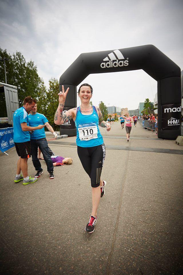 150 päivää ensimmäiseen maratoniin - Vastaisku ankeudelle