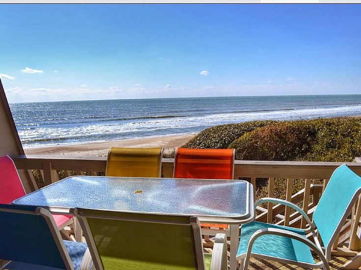 Condo vacation rental in Pine Knoll Shores, NC, USA from ...