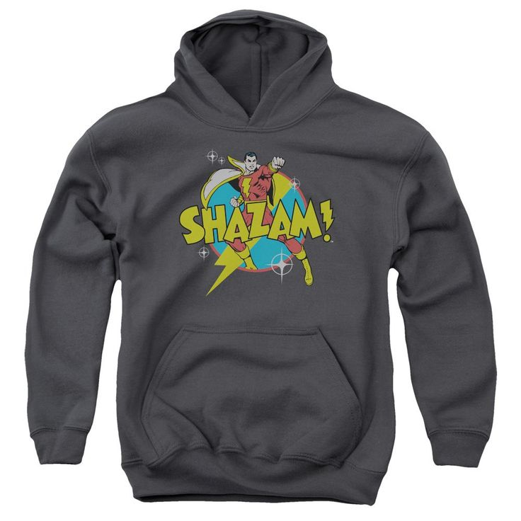 Shazam - Power Bolt Youth Hoodie