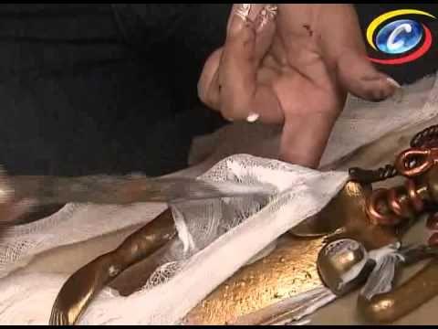 Taller de Creadores con Ibis Mora y sus Muñecas Africanas por Colombeia TV