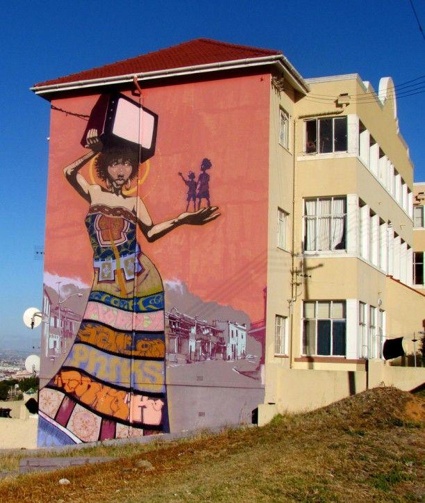 Cape Town's inspired graffiti – A Cape Town Tourism photo essay ...