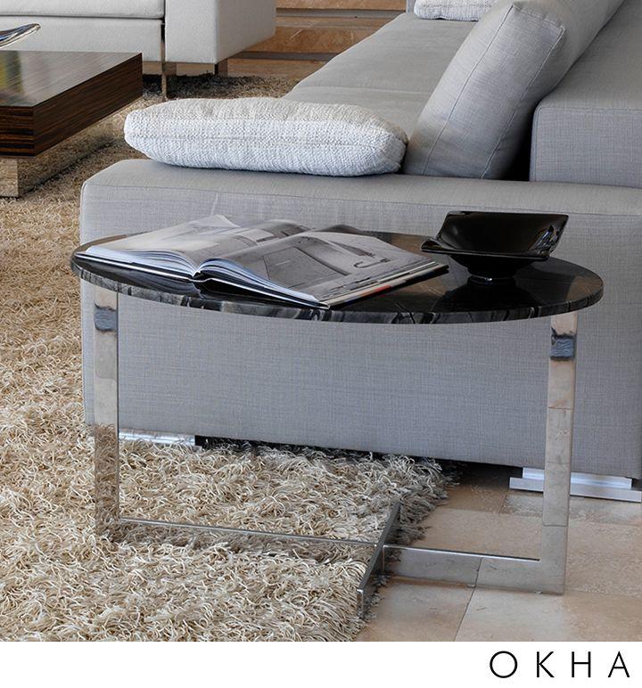 Fine Line – Oval   OKHA Interiors