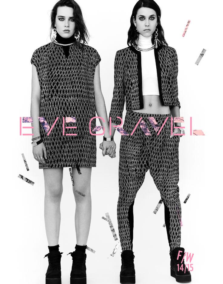 Automne/Hiver 2014/15 Eve Gravel www.belleetrebelle.ca