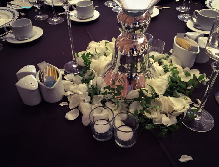 Wedding Flower - wedding center piece #wedding_flower #dorosannex