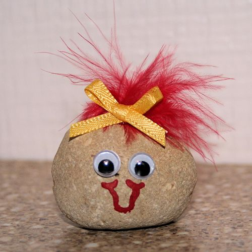Pet Rock Photographs: Baby Pet Rock Photo