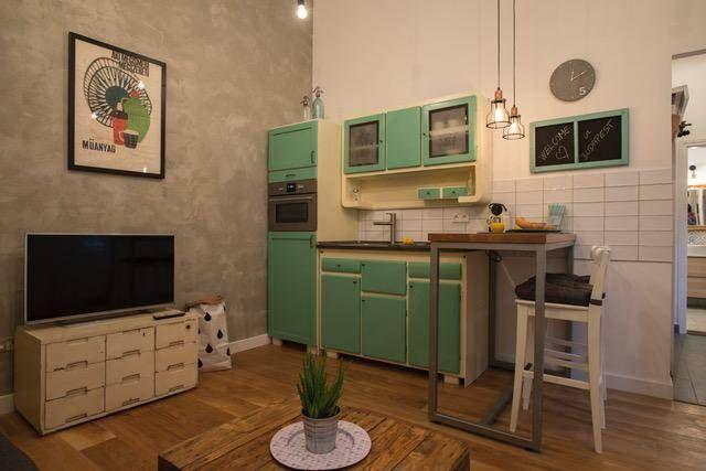 Bohém indusztriális lakás - Lakáskultúra magazin