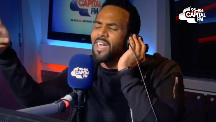"Craig David Freestyled Over ""Hotline Bling"" And Stormzy's ""Shut Up"""