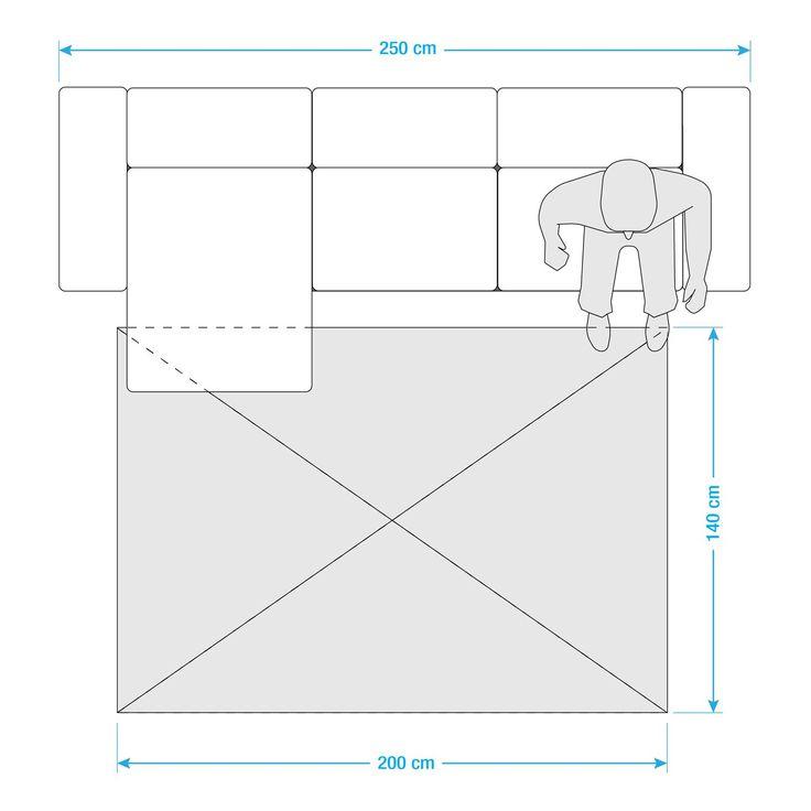 Teppich Smooth Comfort II (handgewebt)