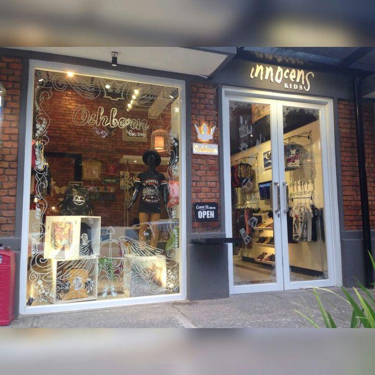 Oshborn&innocens kidz store, dipa junction, jl ariajipang no 1-3 bandung
