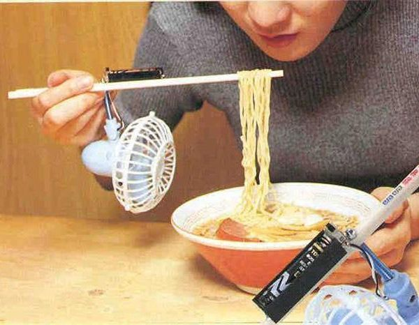 101 unuseless Japanese inventionIdeas, Gadgets, Funny Pics, Stuff, Hot Food, Noodles, Fans, Coolers, Japan Inventions