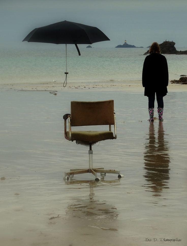 """""""Bien vieillir : gagner en transparence ce qu'on perd en couleur."""" Gustave Thibon"""