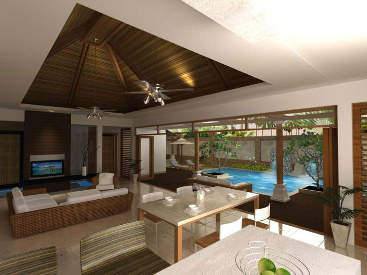 Desain Eksterior dan Interior Rumah Mewah Minimalis - http://www.rumahidealis.com/desain-eksterior-dan-interior-rumah-mewah-minimalis/