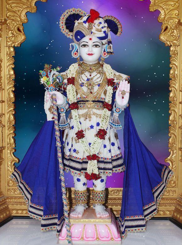 Rupala Shree Ghanshyam maharaj