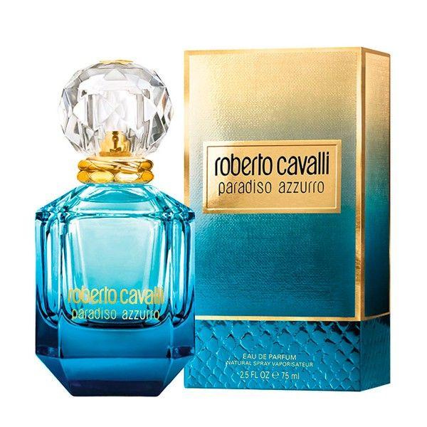 Women S Perfume Paradiso Azzurro Roberto Cavalli Edp Geschenke