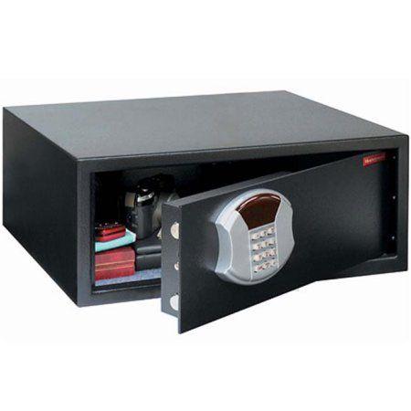 Honeywell 5105 1 Cu. Ft.  Low Profile Steel Security Safe