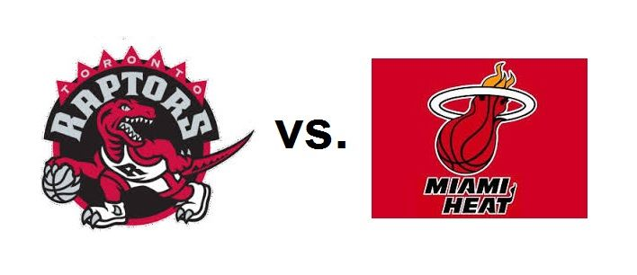 $95 and Up for Toronto Raptors vs. Miami Heat Tickets - November 05th 2013 Choose from 2 Seating Options