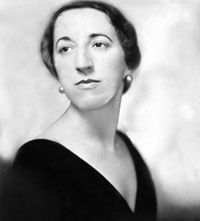 Margaret Hamilton (most famously known for her role as The Wicked Witch Of The West) was also a social pioneer, activist and educator...but we remember a cackle.