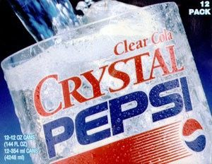 What Ever Happened to Crystal Pepsi? A Brief History of the Clear Cola Trend