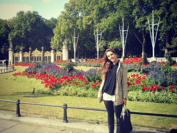 Buckingham Palace...