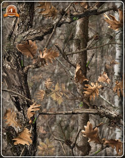 HUNTING CAMOUFLAGE PATTERNS |
