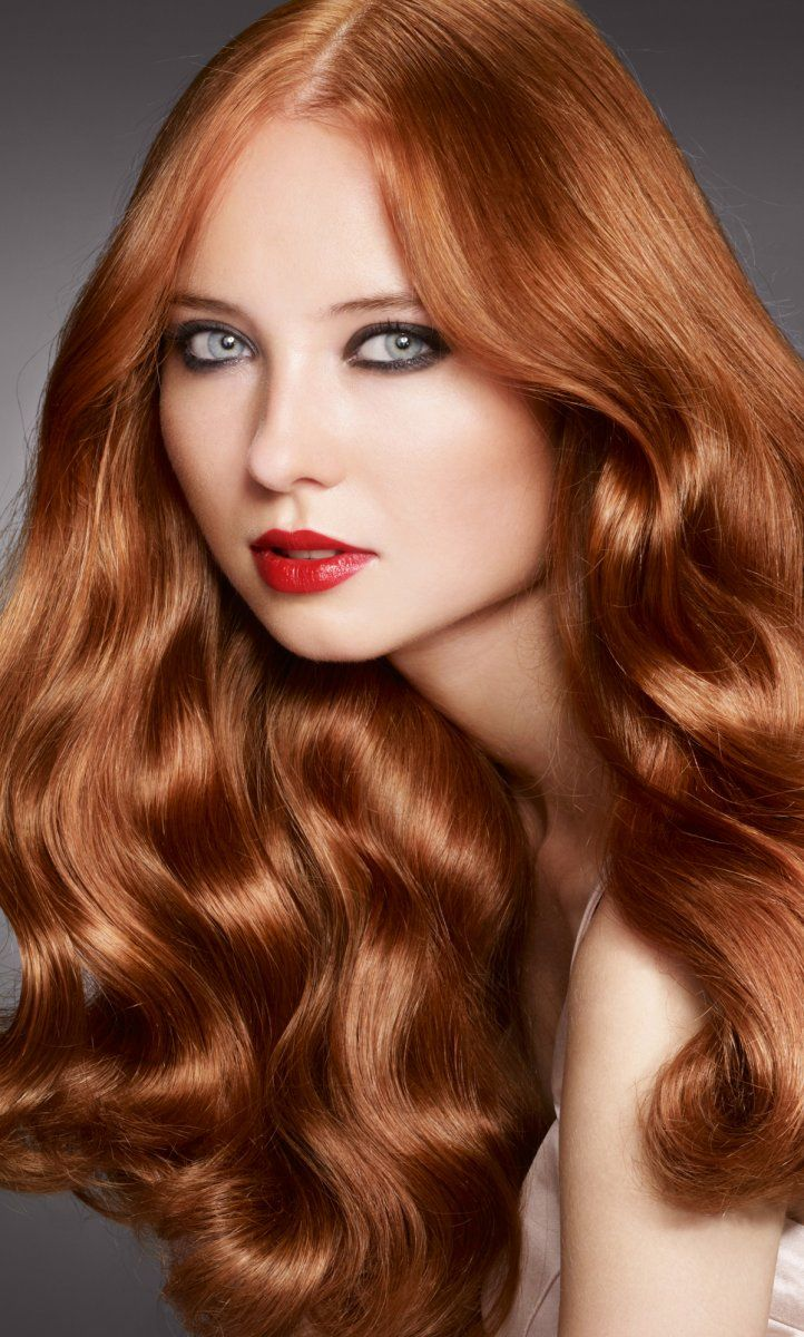 Loreal Hair Color Models