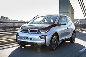 Volvo S90, Mercedes-Benz SLC and more new car reviews now online! Pictured is the BMW-i3. Which?