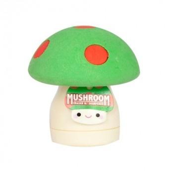 Colourful Mushroom Sharpener & Eraser set