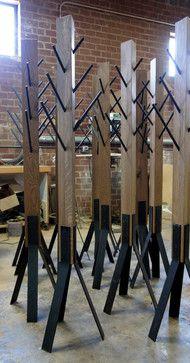 doc. Mod Coat Tree - Modern - Coat Stands And Umbrella Stands - Atlanta - Skylar Morgan Furniture + Design