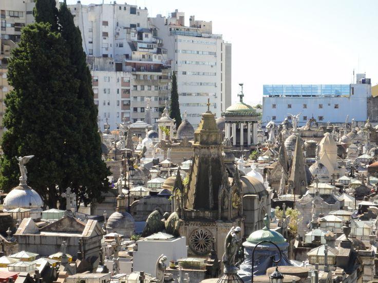 Cementerio Recoleta Buenos Aires